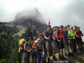 Photo: 50-mile Hike - Washington Cascades - August 2014