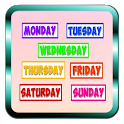 Happy Days of the Week Daily Wishes And Blessings icon