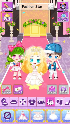 My Fashion Star : Couple & Wedding style 1.0.10 screenshots 4