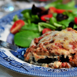 No Pasta Eggplant Lasagna Recipes