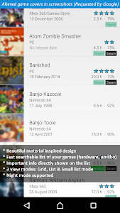 My Game Collection (Tracker) v2.1.2