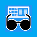 PuzzleFeed (Games for Elderly & Visually Impaired) icon