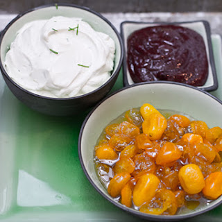 Goat Cheese Mousse Recipes