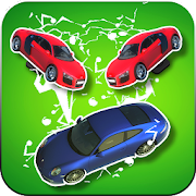 Tap Car Merger: Idle Clicker