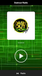Dashout Radio screenshot