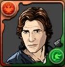 反乱同盟の若き将軍・ハン・ソロ