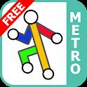Paris Metro Free by Zuti icon