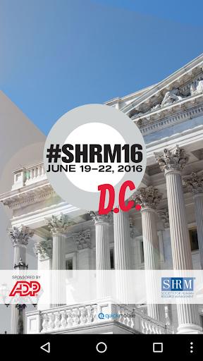 SHRM 2016 Annual Conf Expo