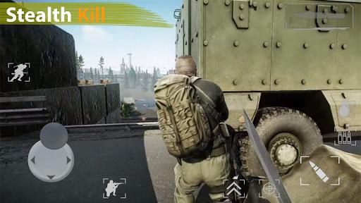 Code Triche Forward Strike Warfare : fps shooting games 2020 APK MOD (Astuce) screenshots 3