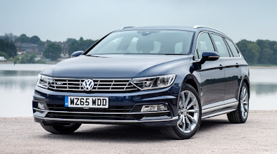 Passat is an excellent estate car