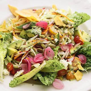 Baja Salad.