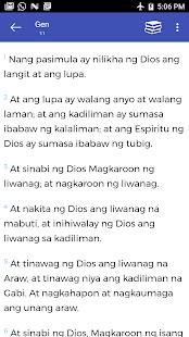 Filipino Bible - náhled