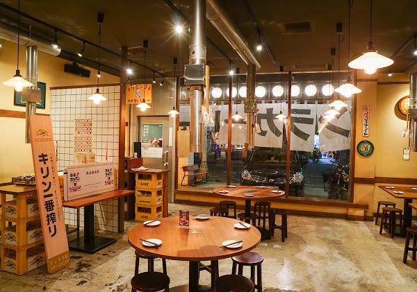 老饕極推!超美味日式內臟燒肉專賣~海外第一間分店-新宿ホルモン台灣
