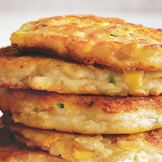 Corn Fritter Without Flour Recipes.