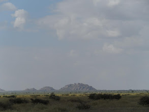 Photo: On the road to Hargeisa. Did I mention this reminds me of Wyoming?