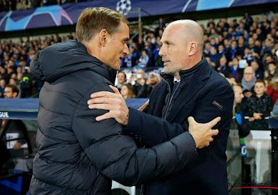 """PSG-coach Thomas Tuchel is best wel onder indruk van Club Brugge: """"Ze spelen op een speciale manier"""""""