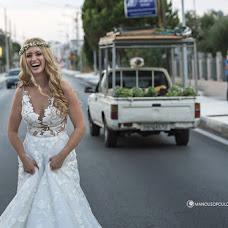Wedding photographer Prokopis Manousopoulos (manousopoulos). Photo of 05.08.2017