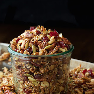 Flax Granola No Oats Recipes.