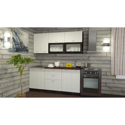Кухонный гарнитур Полина макси, 1800 мм
