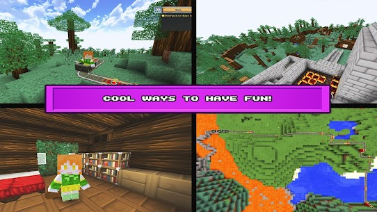 Block Survival Craft:The Story 0.2.7 Latest MOD Updated 3
