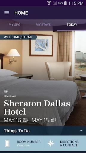 SPG: Starwood Hotels & Resorts  screenshots 7