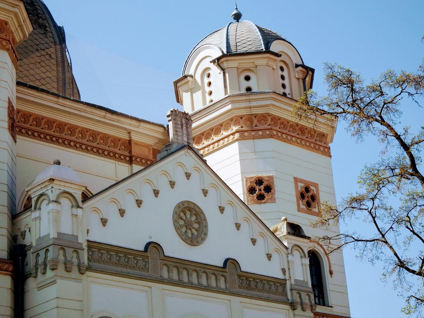 Győr - Egykori zsinagóga