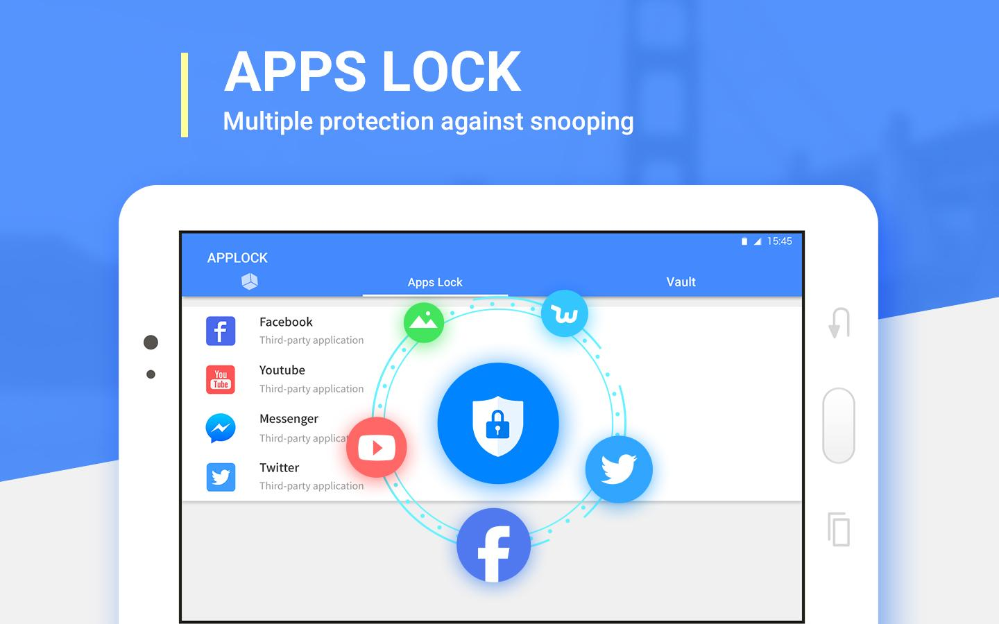 AppLock - Photo Vault, Pattern Lock- screenshot