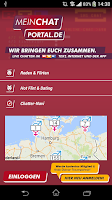 Screenshot of Mein Chat Portal- RTL SMS Chat