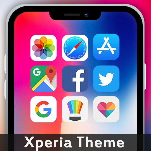 similar PRO iPhone X | Theme for Xperia™
