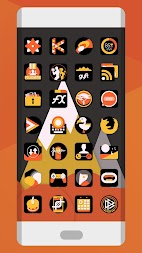 Vigour Icons- Icon Pack APK screenshot thumbnail 5