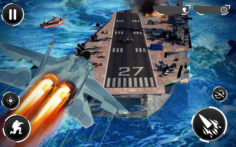Navy Gunner Shoot War 3D Screenshot 7