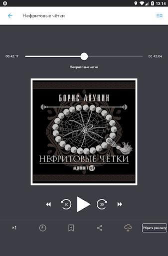 Аудиокниги бесплатно. Патефон screenshot 12