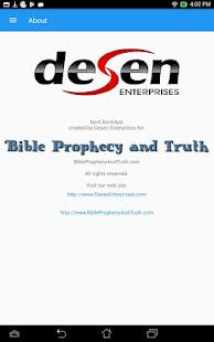 聖經的預言和真理免費書