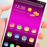 Purple Honeycomb Icon