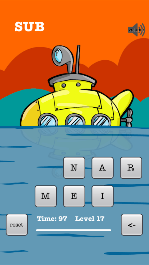 Illustrated Spelling- screenshot