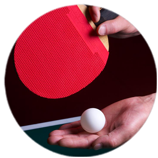 Table tennis theme 運動 App LOGO-APP開箱王