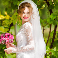 Wedding photographer Elena Svistunova (lisenoklll). Photo of 13.09.2016
