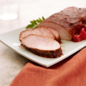 Spanish-Style Pork Tenderloin