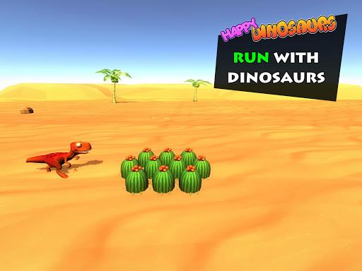 Happy Dinosaurs: Free Dinosaur Game For Kids! apkmr screenshots 11