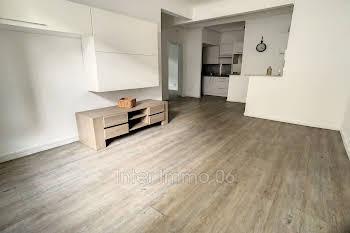 Appartement 3 pièces 56,54 m2