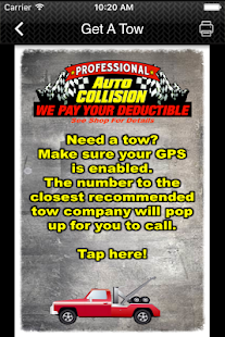 Professional Auto Collision- screenshot thumbnail