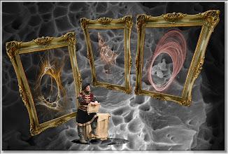 Photo: 2004 12 11 - R 04 04 12 608 w - D 051 - Bimsbert verkündet die Kunst
