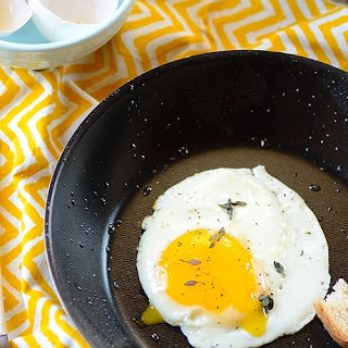 How to Cook Perfect Sunny-Side Up Eggs Recipe