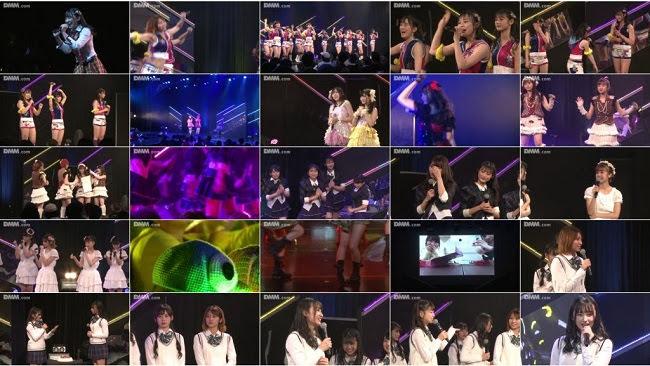 181211 HKT48 チームTII「手をつなぎながら」公演 松本日向 生誕祭 DMM HD