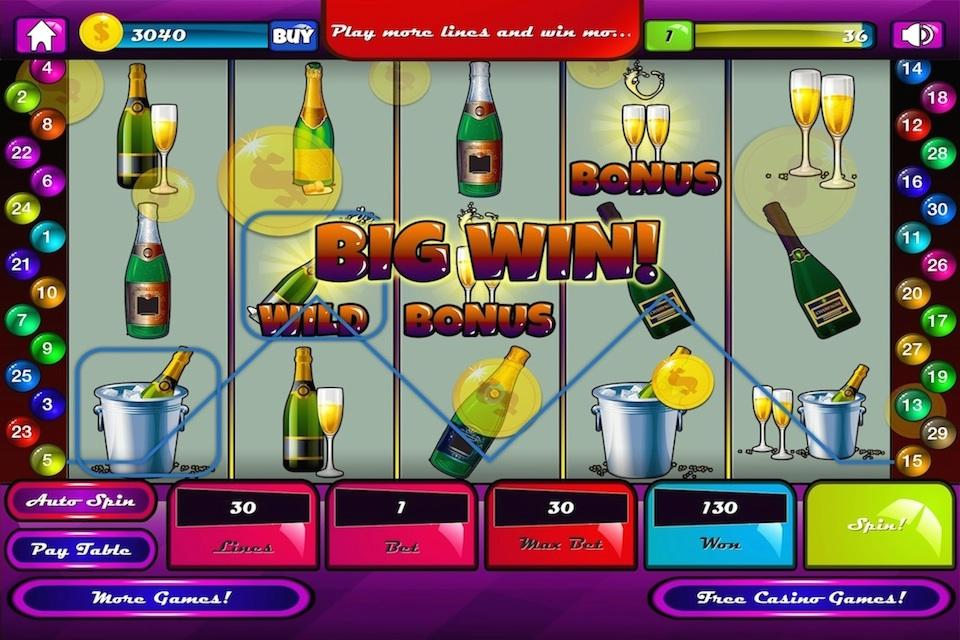 Nightlife Slots - Play Free Online Slot Machines in Nightlife Theme