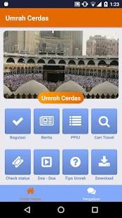 Umrah Cerdas Screenshot