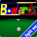 Bowlards Game light Icon