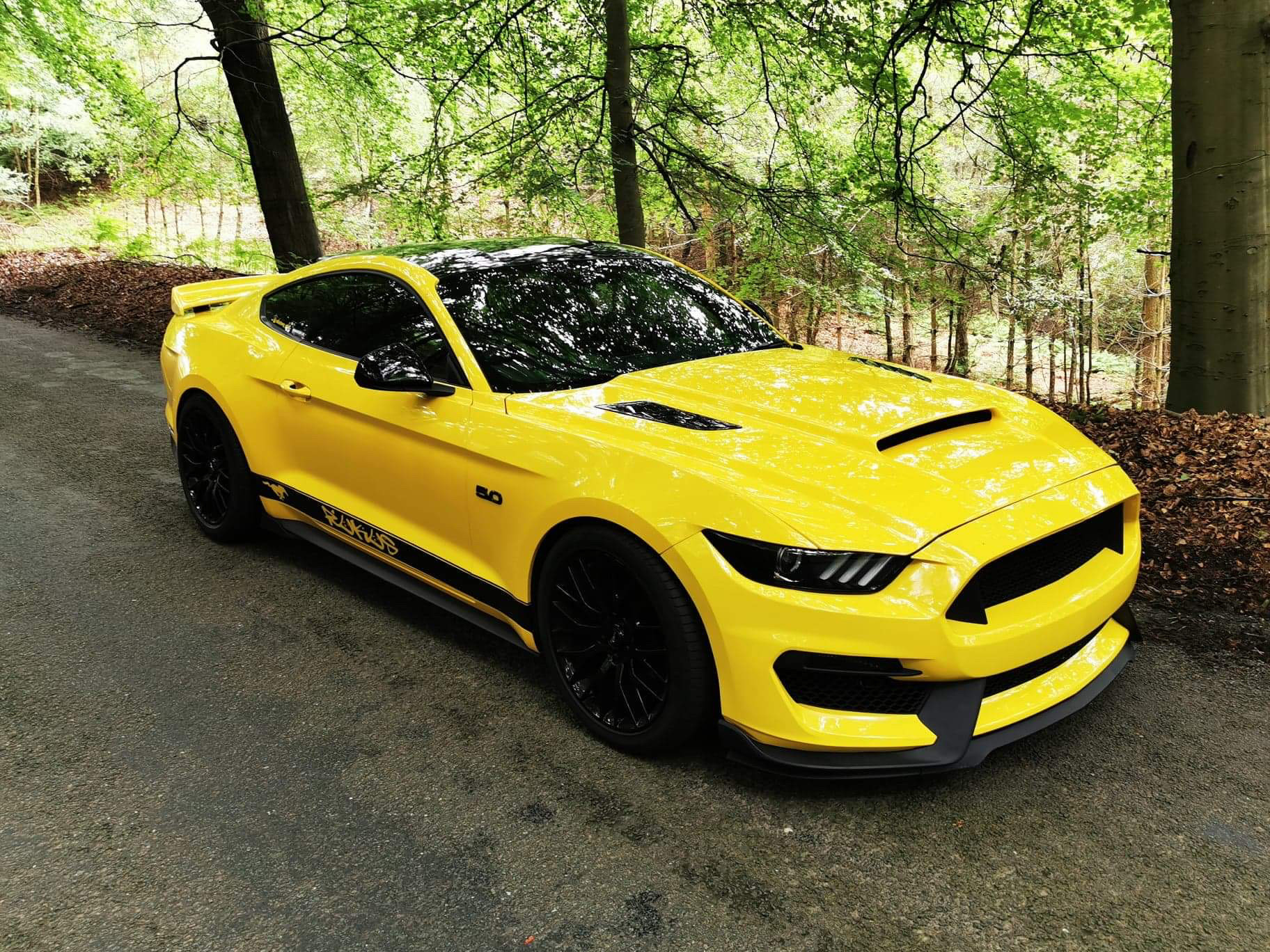 Ford  Mustang Hire Andover