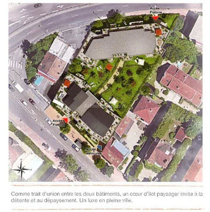 Vente appartement 2 pièces 39,24 m2