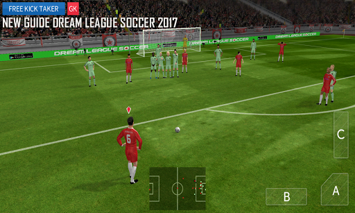 Guide Dream League Soccer 2017 for PC